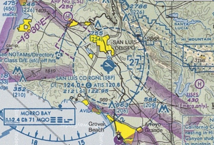 Touring Machine Company Blog Archive Airspace When The Tower Is - Class g airspace map