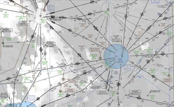 IFR Flight Deviation